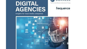 Borrell Sees Growing Opportunities – And Competition – For Radio's Digital Service Businesses.