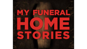 Radio Host Shares His Funeral Home Upbringing In Podcast.