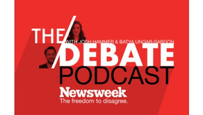 Newsweek Makes Foray Into The Wonderful World Of Podcasting.