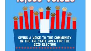 iHeartMedia Philadelphia Launches '10,000 Voices' Voter Registration Campaign.