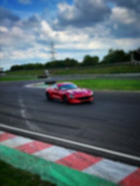 Griffith LE on track.jpg