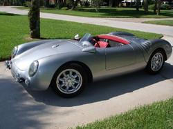 Porsche replika