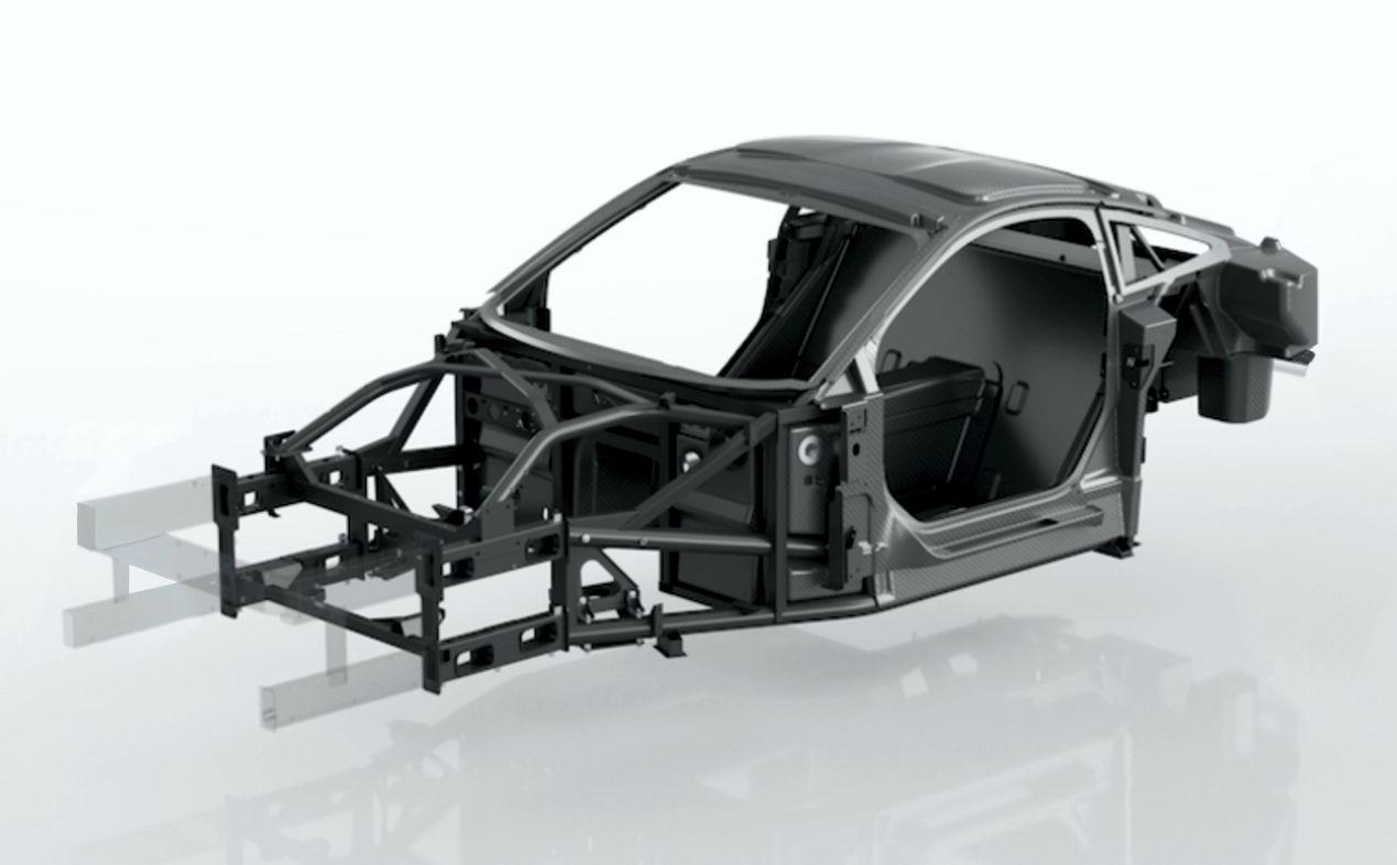 New TVR Subframe