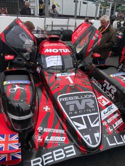 Seger på WEC Silverstone
