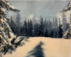Winter Shadows, Cypress Mountain