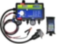 Revtronik - TestTronik - édition Argent avec télécommande écran au LED