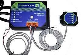 Revtronik - TestTronik -  Silver edition with LED Screen remote