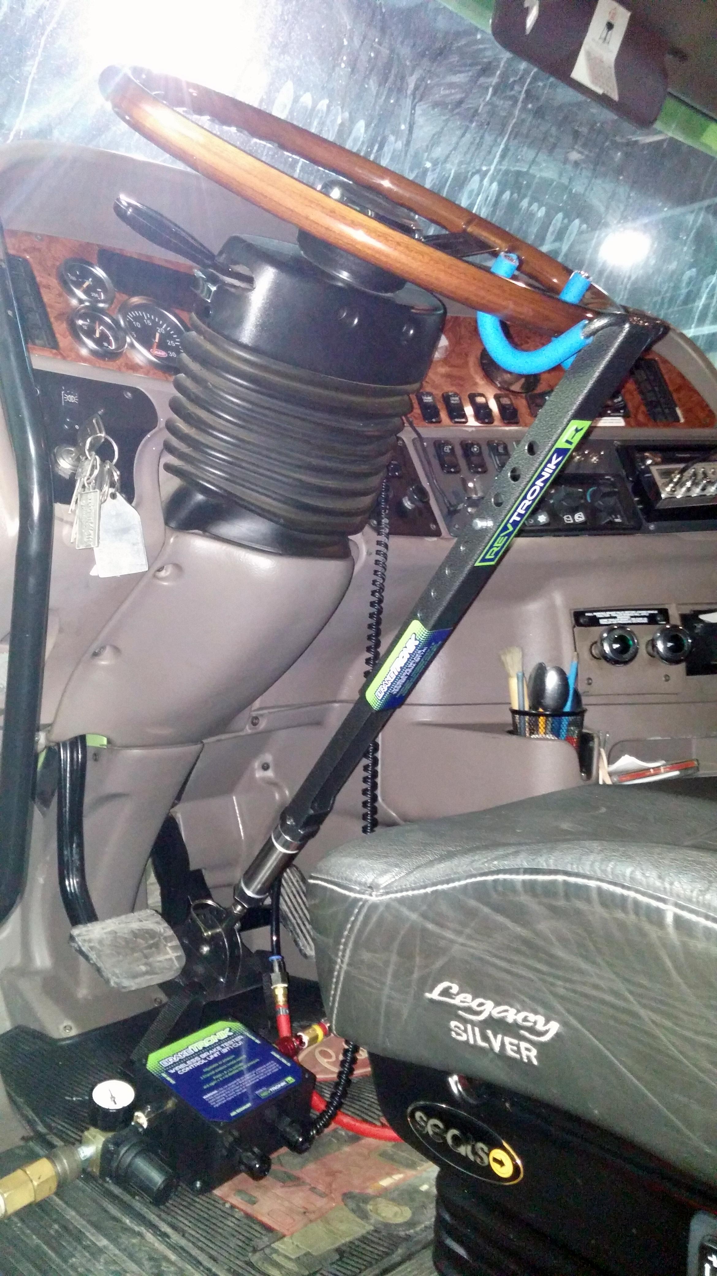 BT-1 steering