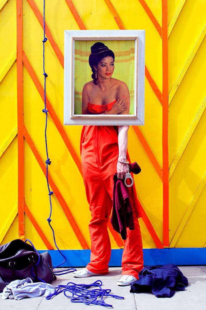 Art Drag Album (Nigel as Syucu)