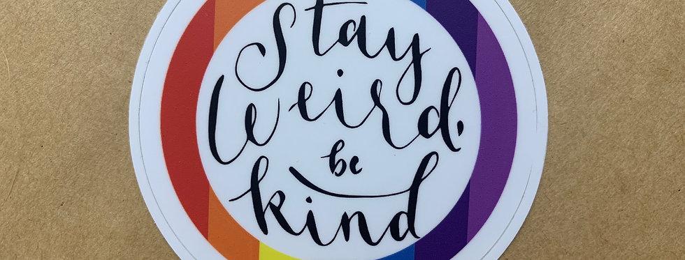#SWBK Pride Sticker