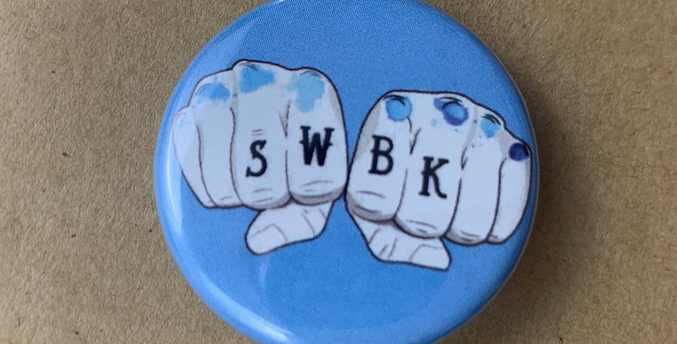#swbk Pack a Punch Pin
