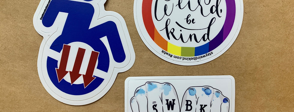 #SWBK Sticker Pack