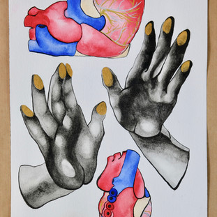 Heart in your Hand