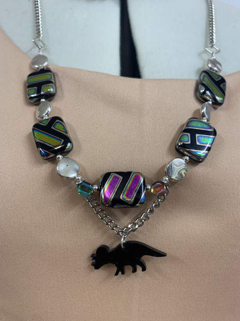 Stego Necklace