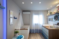 Dormitório do bebê - Tristeza