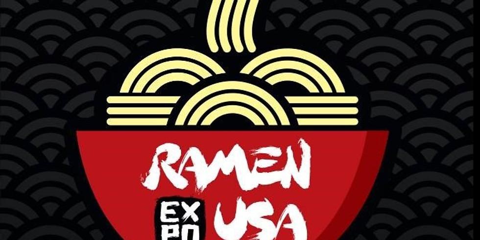 Ramen Expo USA 2020