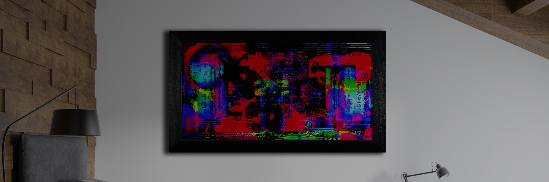 """Mimesis of Circuitry"""