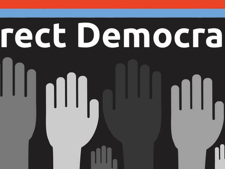 Direct Democracy: A path to Equal Representation with National Consensus
