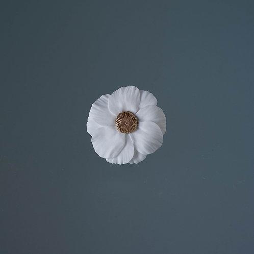 """Брошь """"Цветок"""" малый 3 см"""