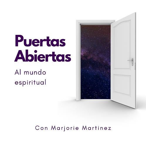 Puertas Abiertas: Al mundo espiritual