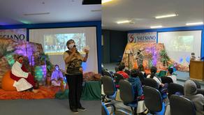 """Pastoral do Salesiano Recife promove Encontro de Formação """"O Poço"""", com alunos do 8º ano"""