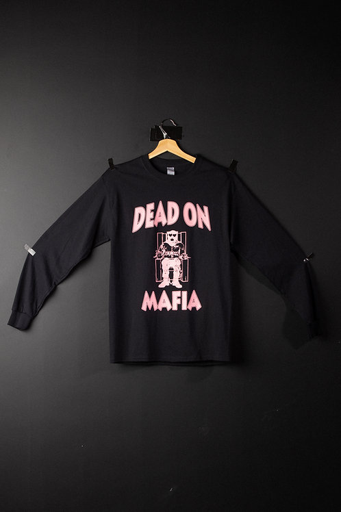 Dead On Mafia Long sleeve Tee