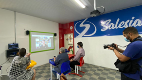 Salesiano Recife apresenta para a imprensa novo projeto para 2022, a Educa 21