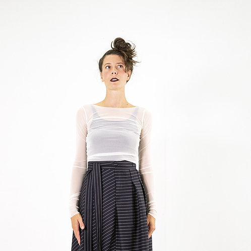 T-SHIRT TULLE