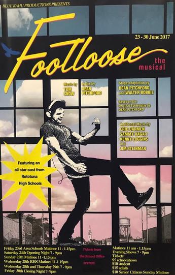 Footloose School Production
