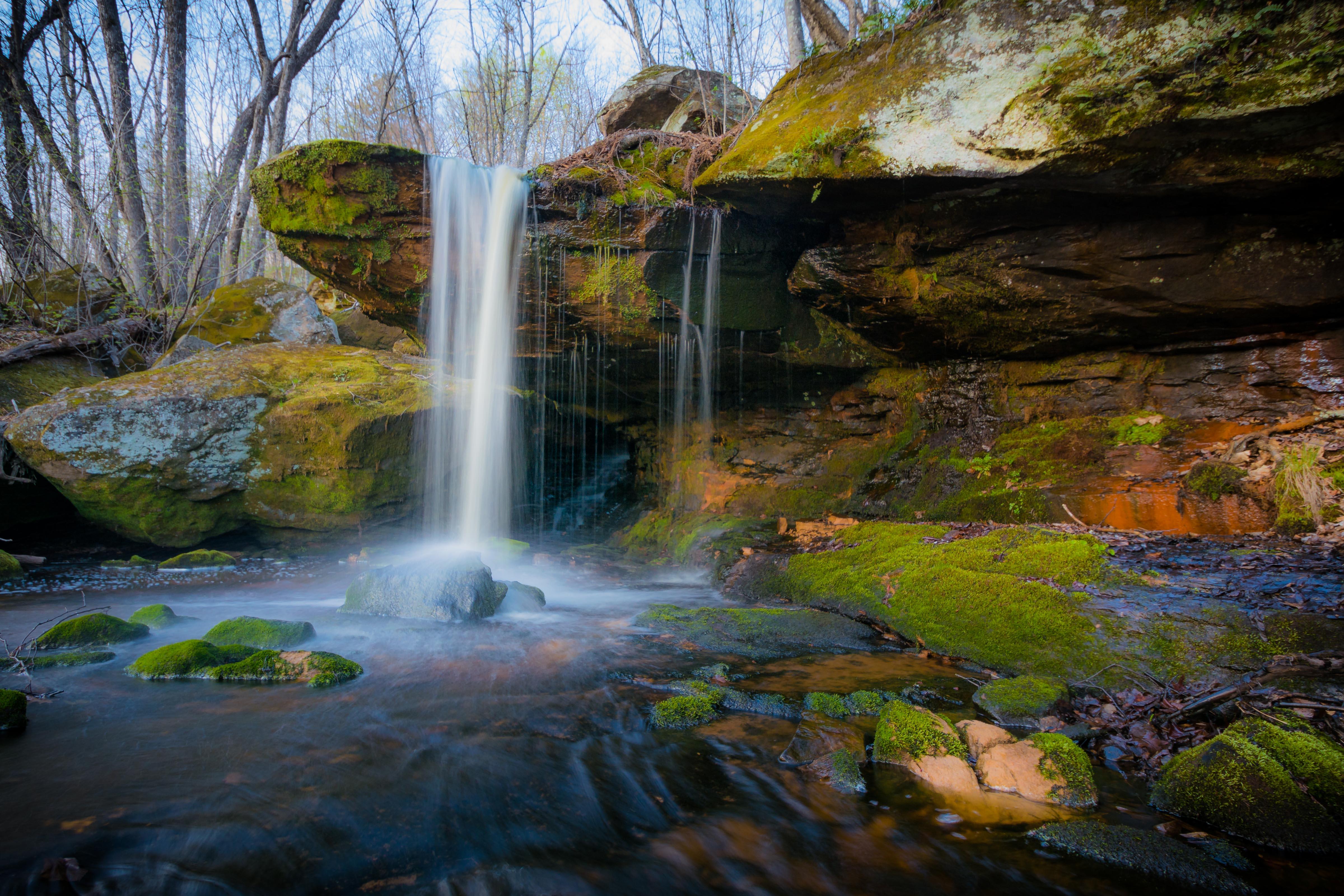 Sandstone Water Falls