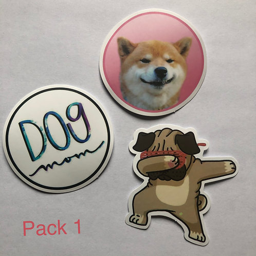 Fun Sticker Packs