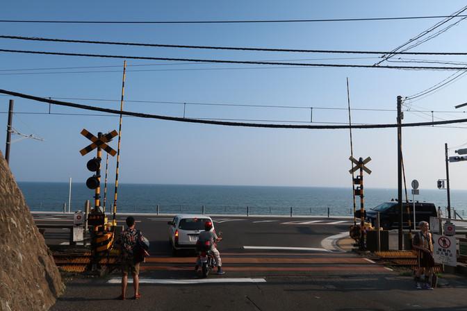 日本一有名な踏切