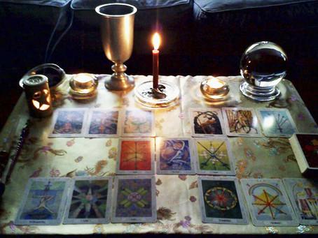O Tarot e os Quatro Elementos