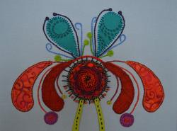 Ponytails Alien Flower