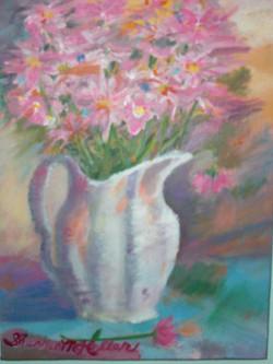 Purply Flowers