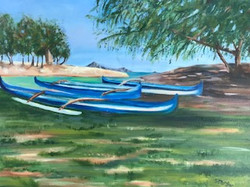 Canoes by Buzz's