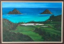 Mid Pacific Golf course