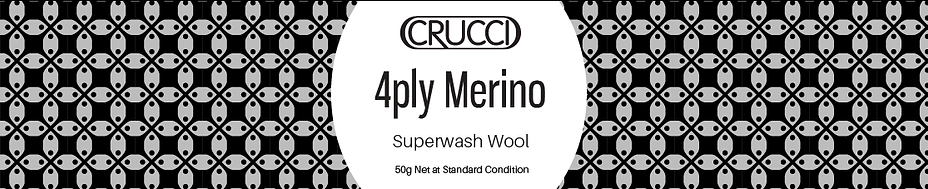 4py Merino Superwash Label