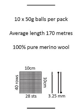 Yarn Information