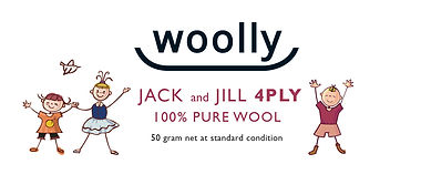 Jack and Jill 4ply Label