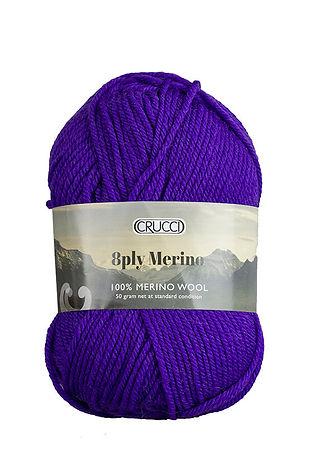 3ply Merino Superwash Wool by Crucci