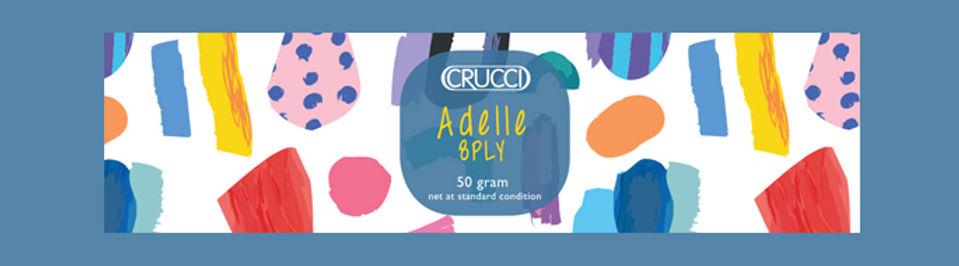 Crucci Adelle 8ply Yarn