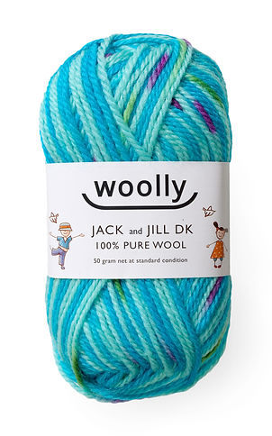 Jack and Jill 8ply