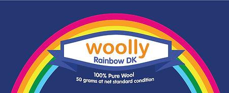 Rainbow 8ply Label