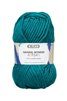 Natural Wonder Artisan Pure NZ Wool by Crucci