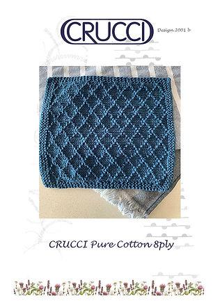 CRUCCI-2001b-Cotton-Diamond-Dishcloth-co