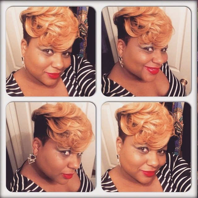 Short and sexy!! #shortcuts #shortsytles #healthyhair #color #naturalhair #teamnatural #teamhealthyh