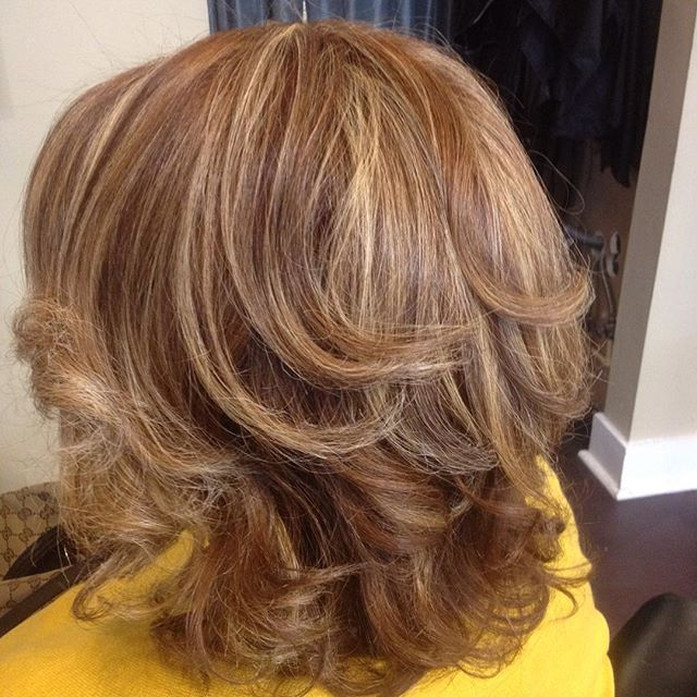 Flawless color and highlights