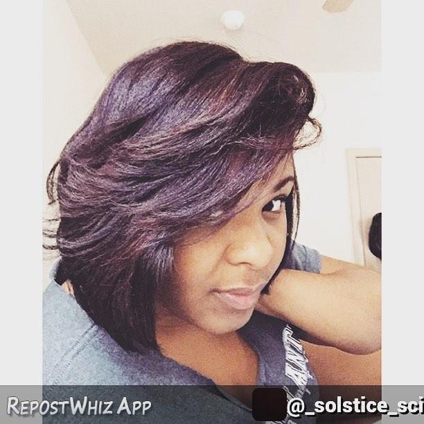 When our clients are feeling their hair! 😜 #selfie #hair #layers #innerbeauty #healthyhair #haircar