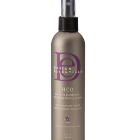 HCO Leave-In Conditioner & Blow Drying Lotion
